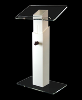 Pearl Adjustable Lectern